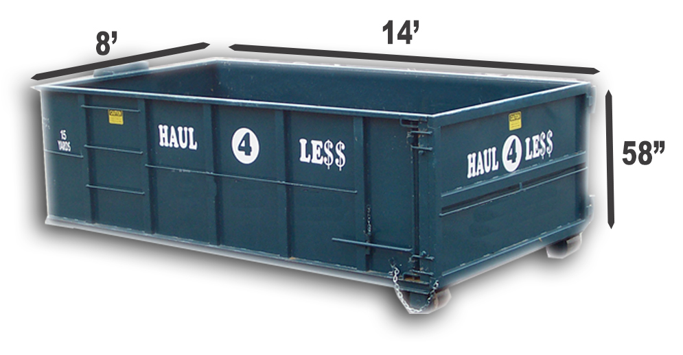 15 Container